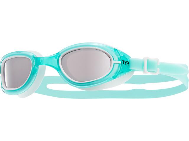 TYR Special Ops 2.0 - Gafas de natación Mujer - Polarized Turquesa